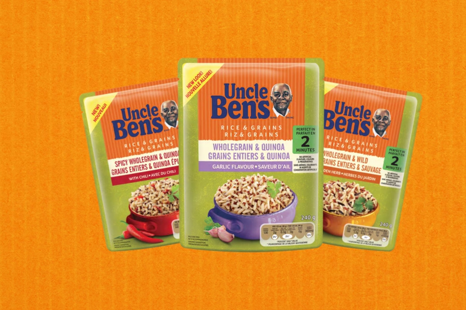 Fleishmanhillard highroad uncle bens rice and grains food truck when uncle bens was ready to launch their newest product to canadians uncle bens rice and grains they knew the best way to get people hooked would be if forumfinder Gallery