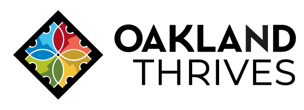 Oakland Thrive Logo