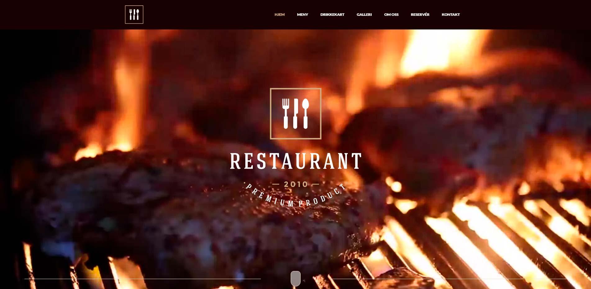 Restaurantmal