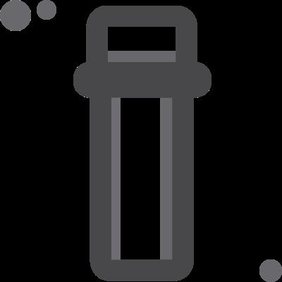 Flask drinking