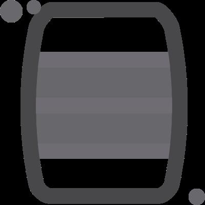 Barrel of liquor