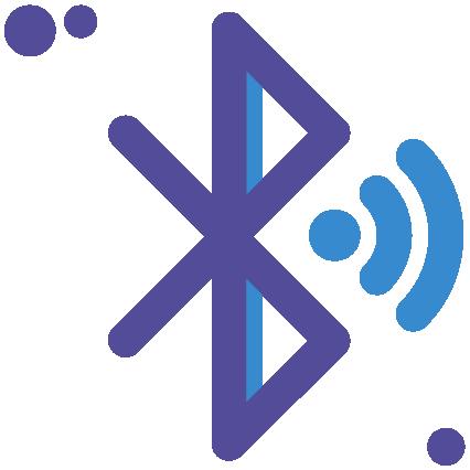 Emitting Bluetooth