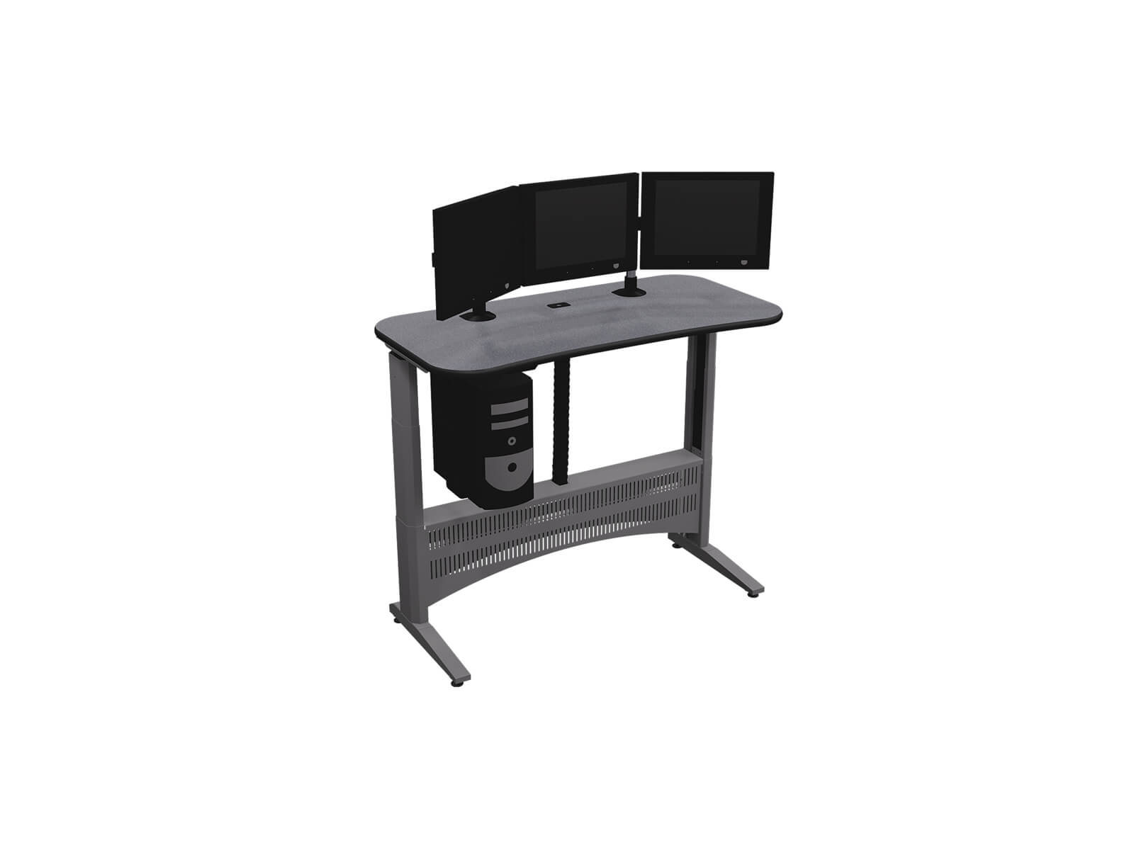 radiology workstation console