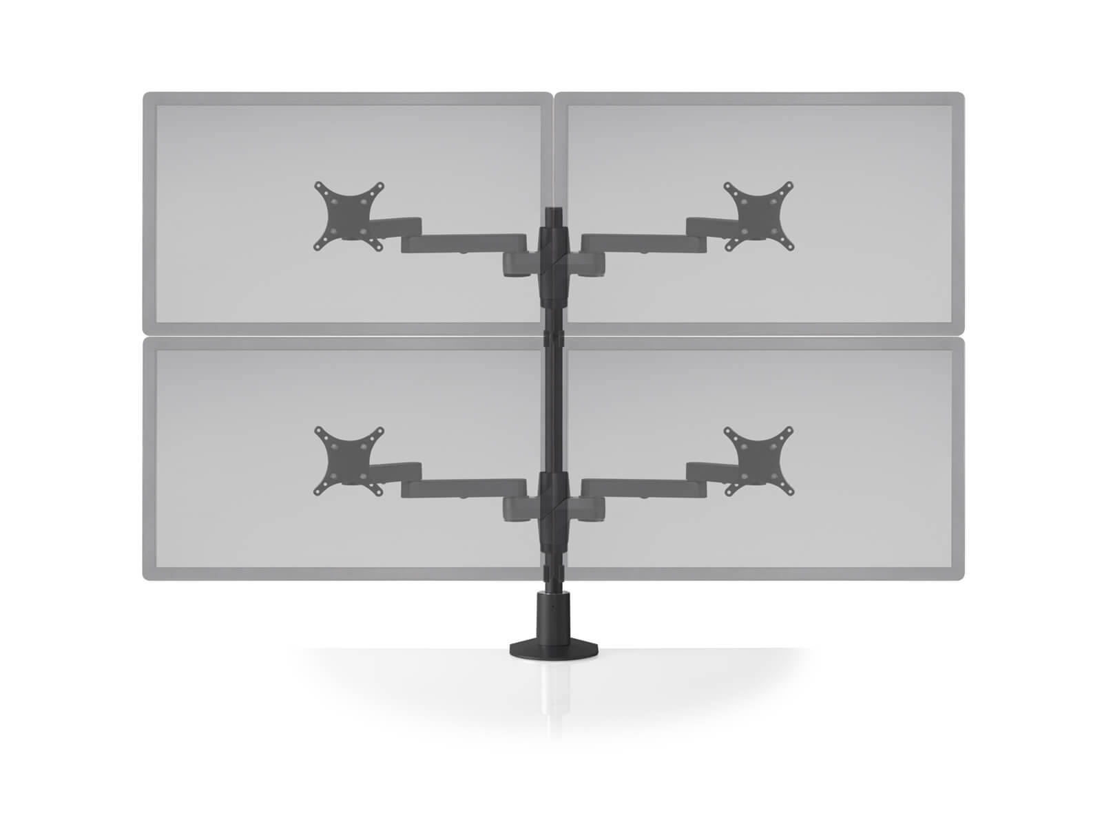 Customized Monitor Mounts for Process Control