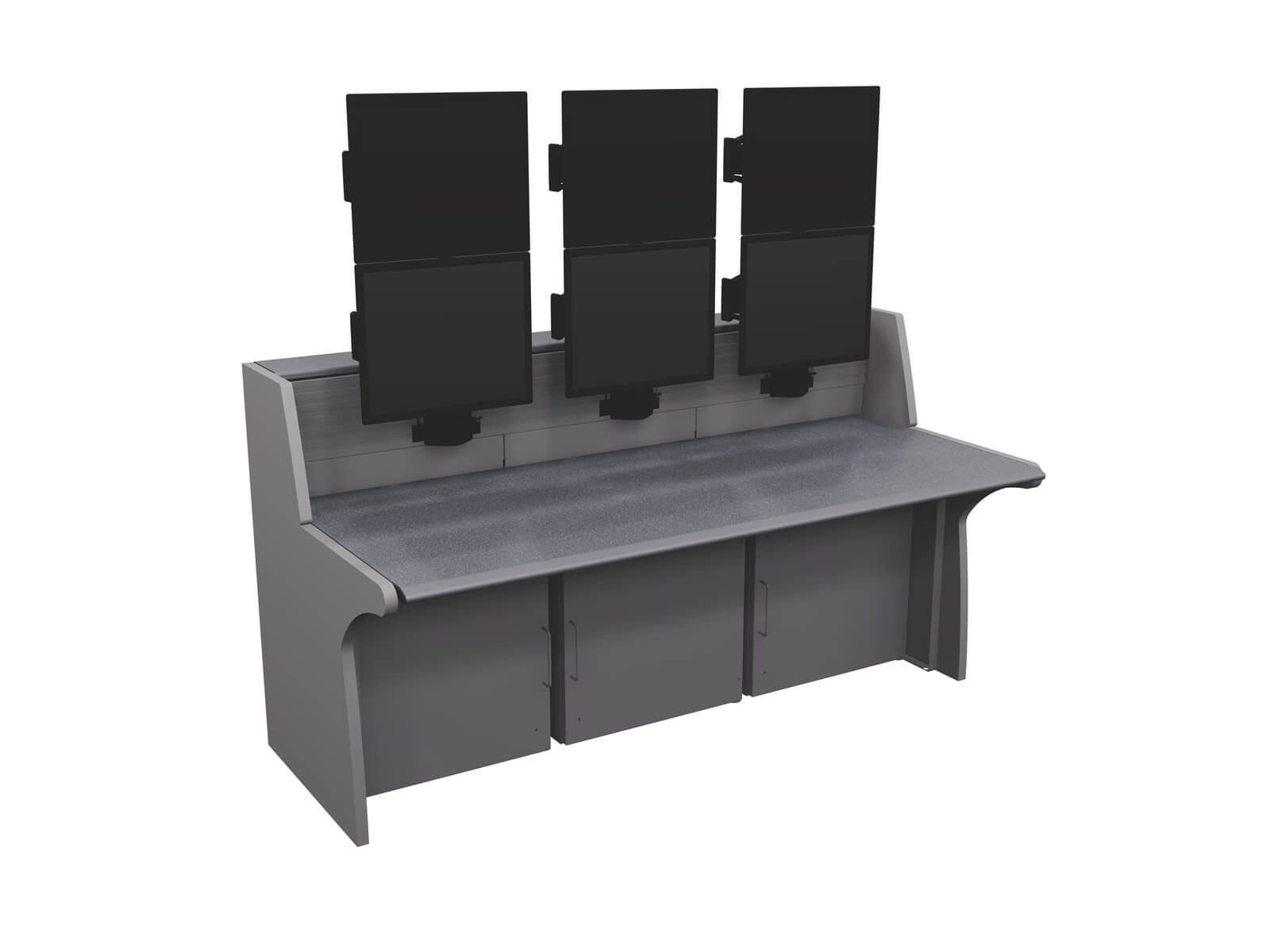 Modular console solutions for government