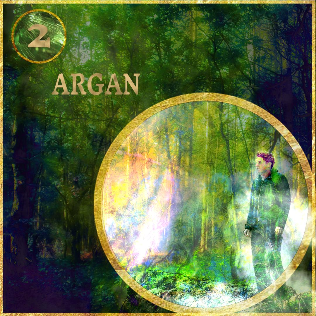 Ocean's Fire Argan