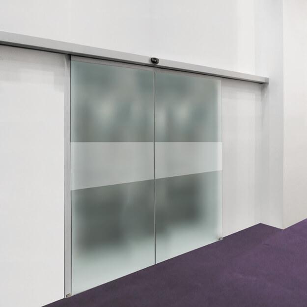 Schiebetüren glasplusbad.ch
