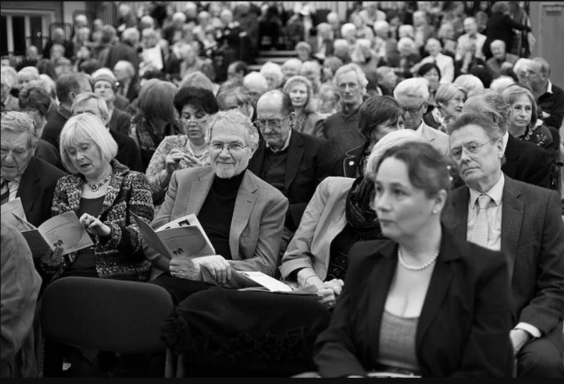 Maiastra audience