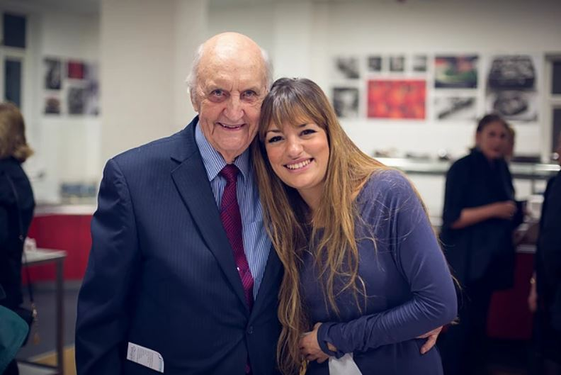 Nicola Benedetti and Aidan Woodcock