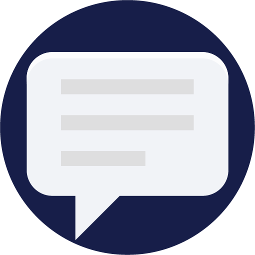 online chat icon