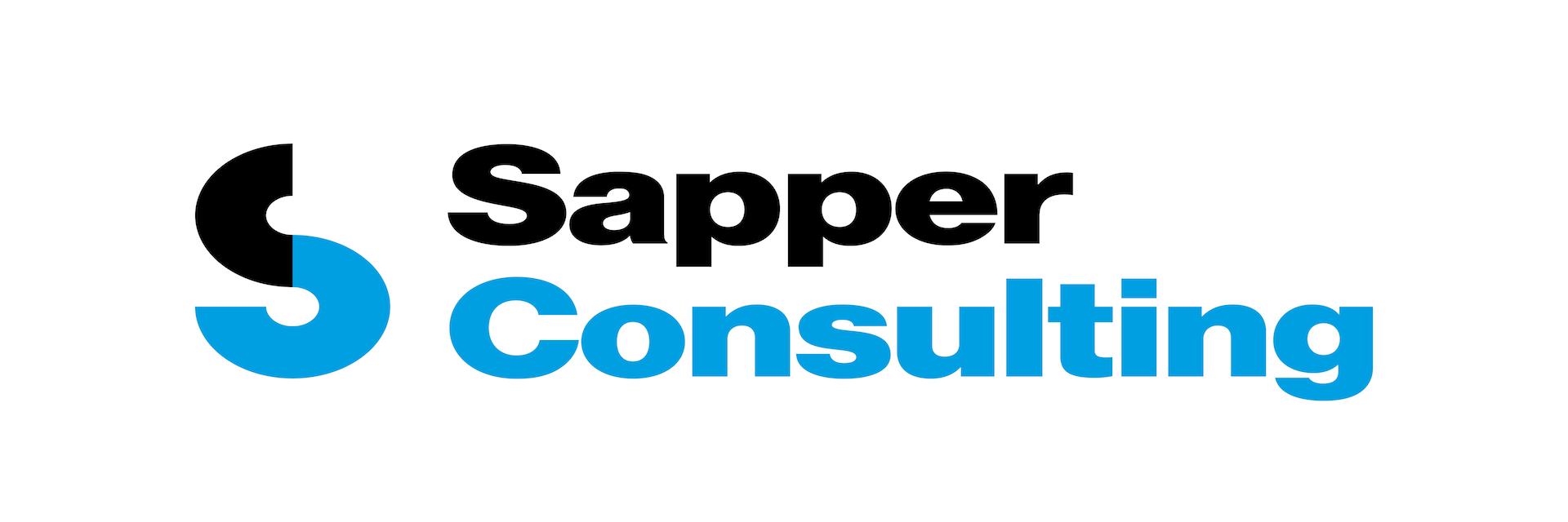 Sapper consulting logo