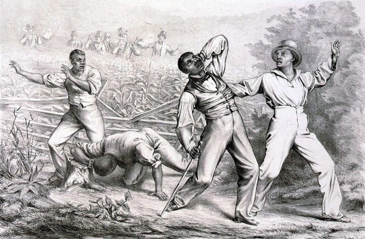 The Slave's Dream