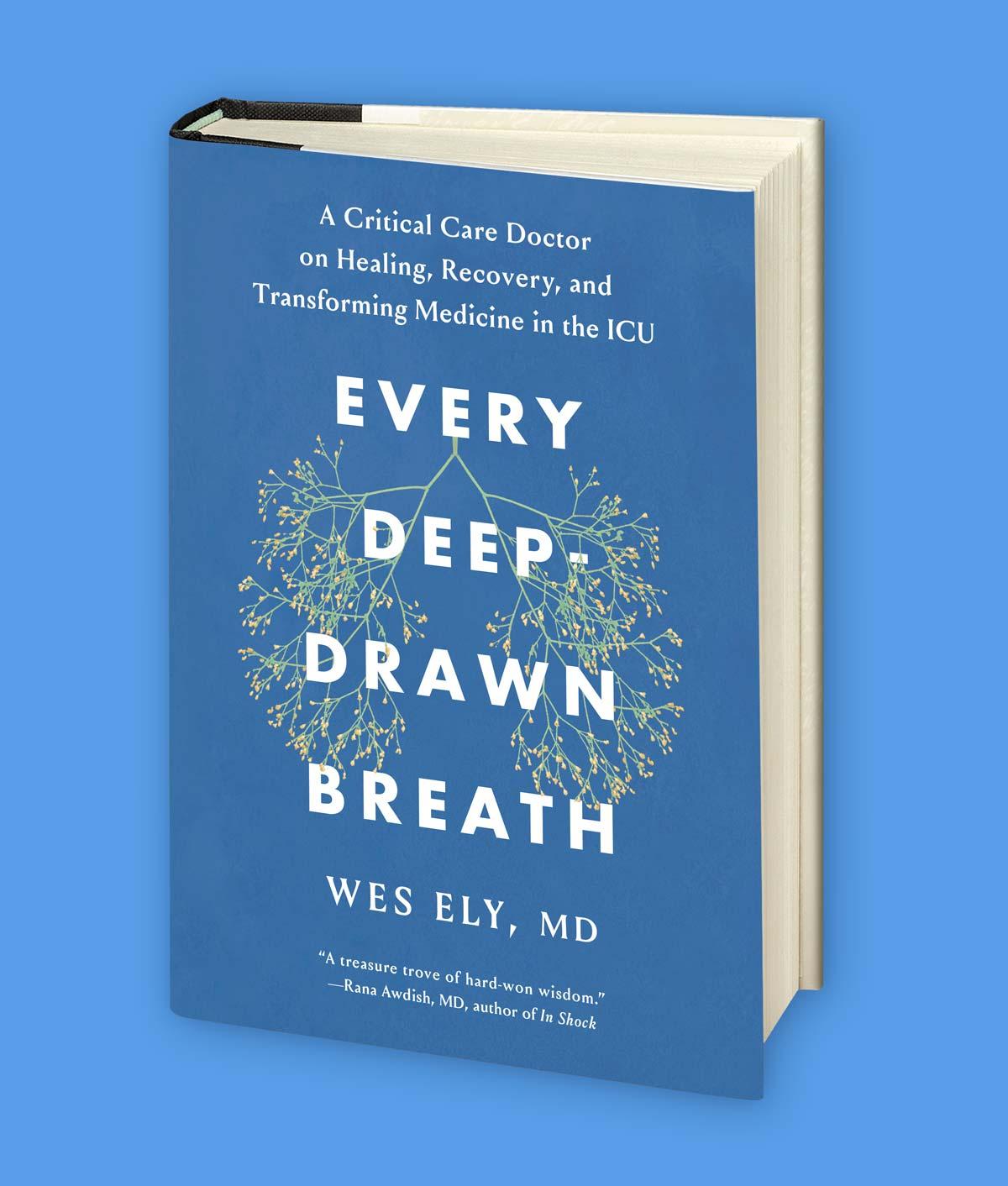 Every Deep Drawn Breath Book Cover