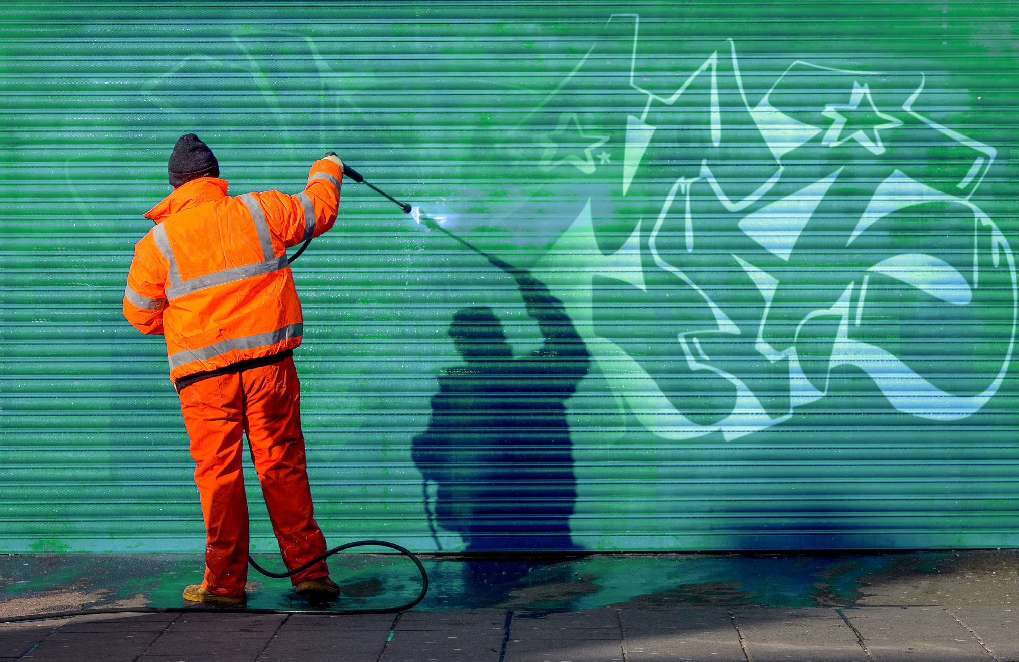 How Come Graffiti Removal Has Become so Worthwhile For Cleaning Businesses?