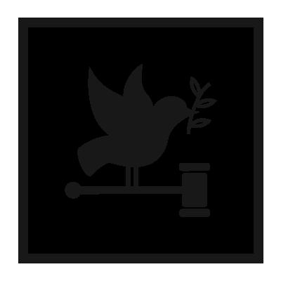 Frieden und Gerechtigkeit