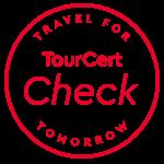 TourCert Check Logo