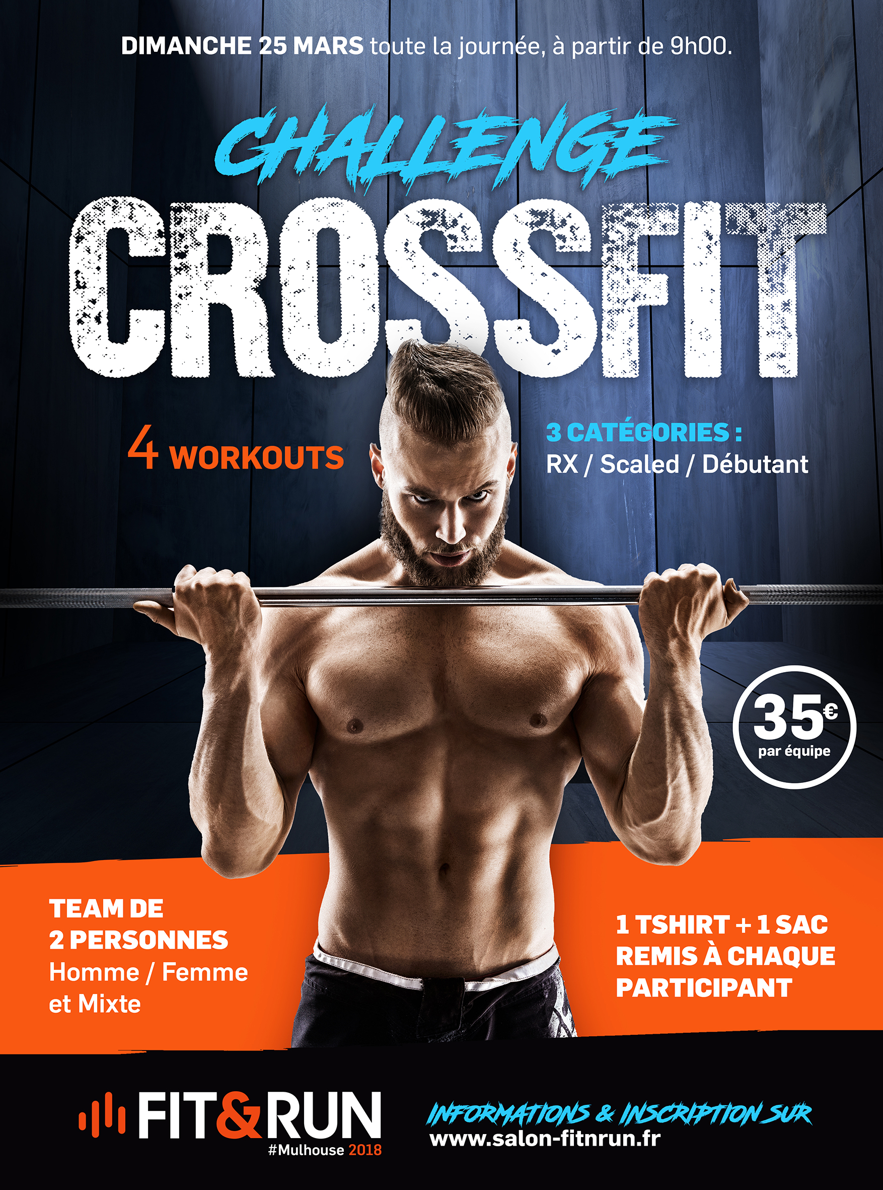 CrossFit Spring Event