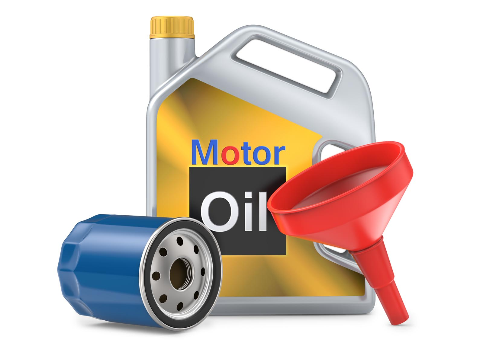 What is synthetic motor oil?