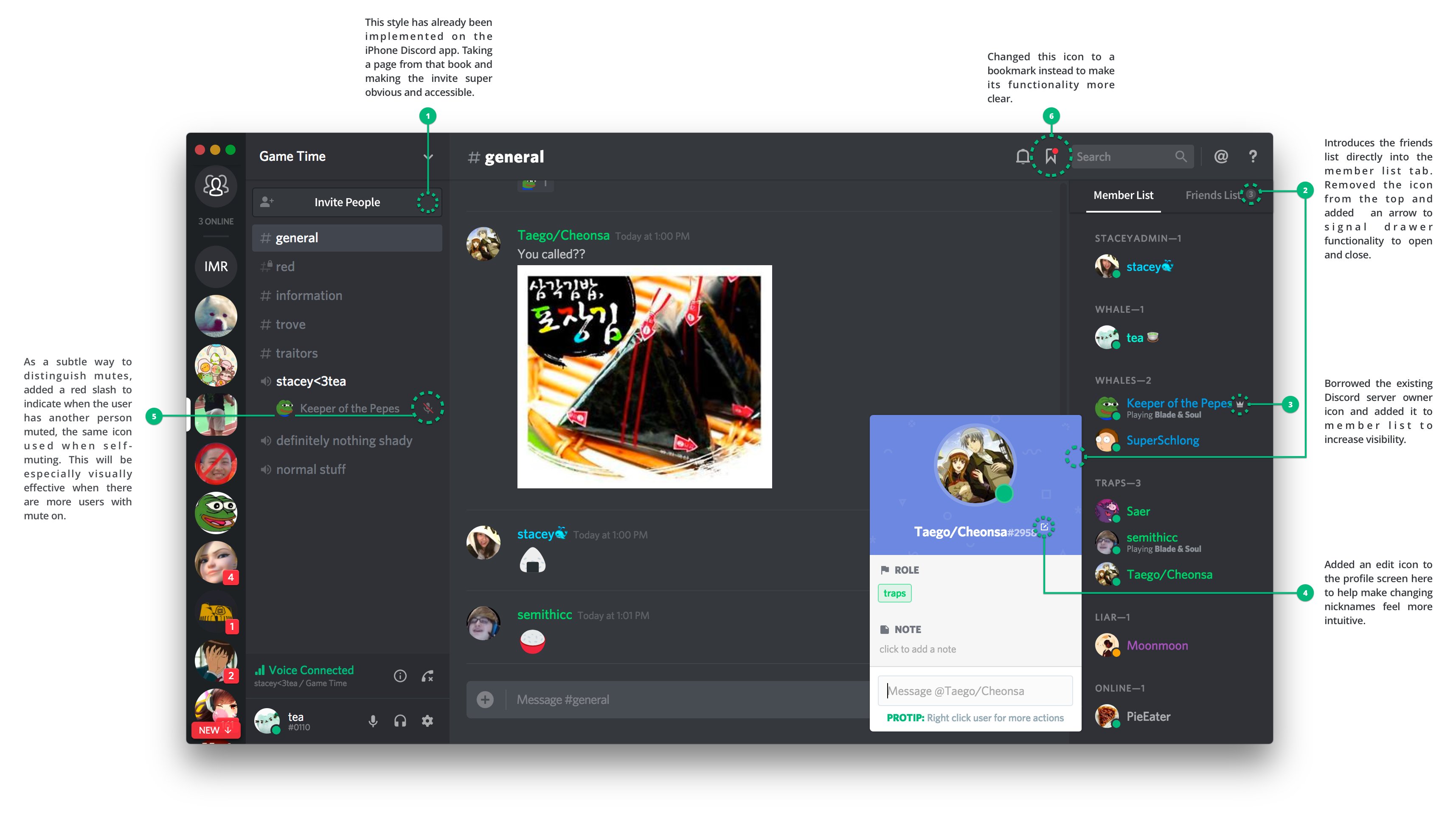 Discord After Redesign