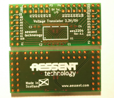 aes2204 Voltage Translator