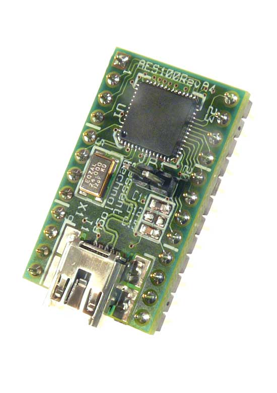 Aessent Technology AES100 micromodule