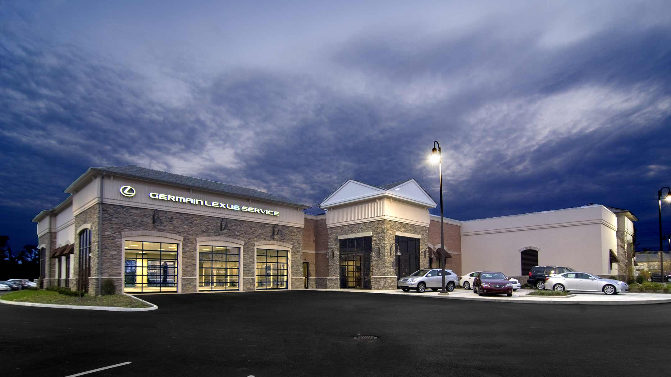 Archall New Lexus Service Center