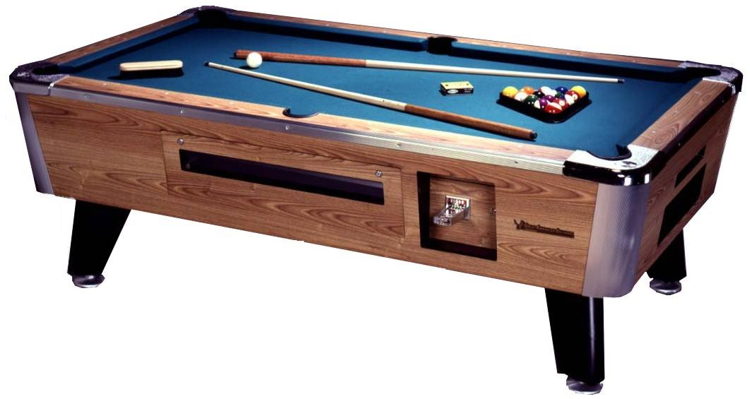 Monarch Commercial Pool Table By Great American Recreation - 44x88 pool table