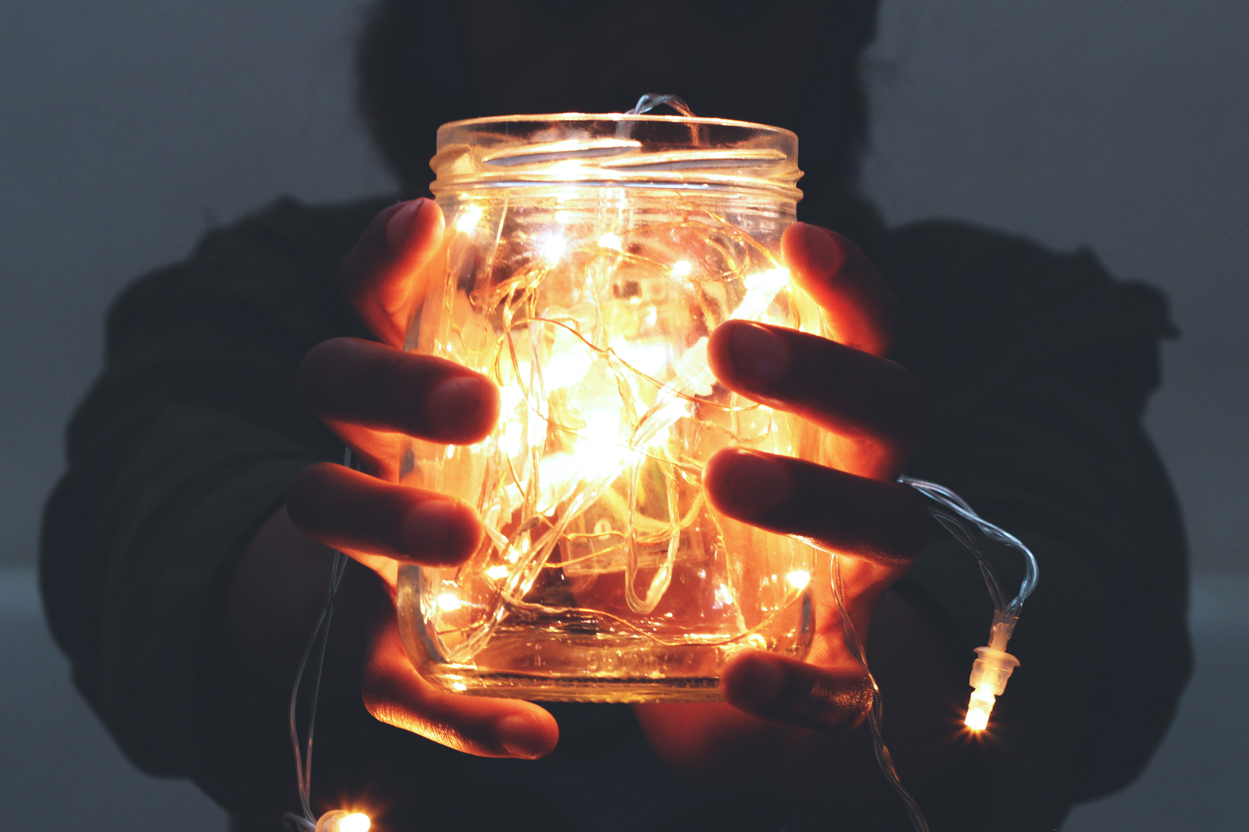 Jar of lights