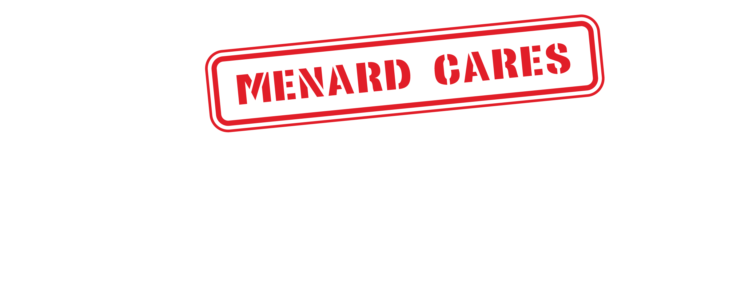 The Column - Menard Cares