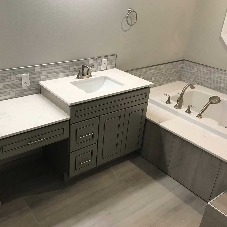 Ultra Construction Renovation Design Olympia WA - Bathroom remodel olympia wa
