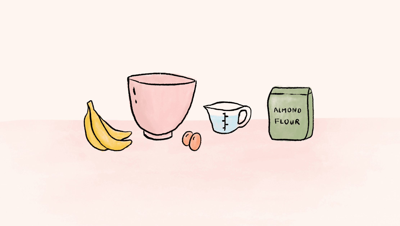 Push-ups and Peanut Butter illustration