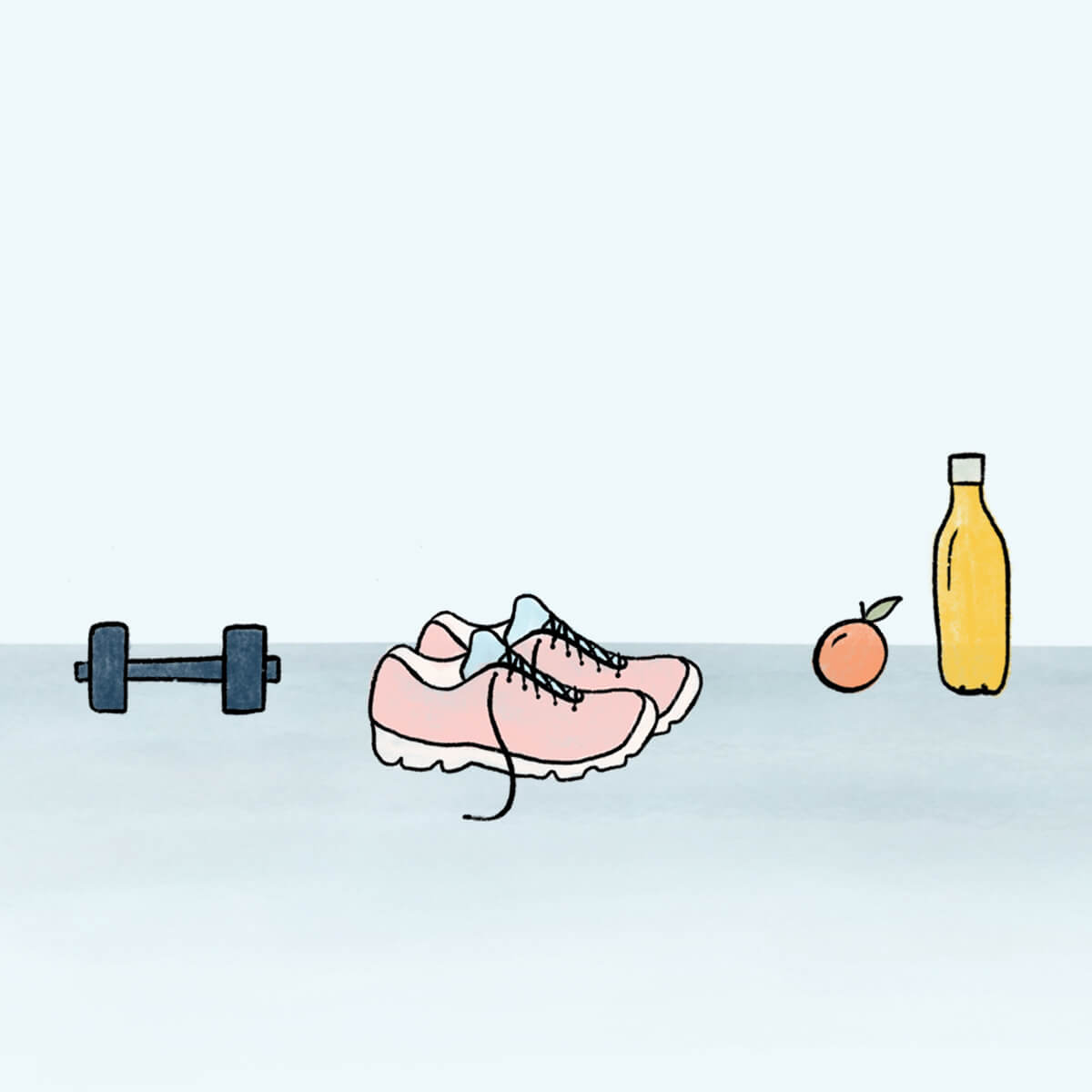 Mariel Feldman illustration exercise