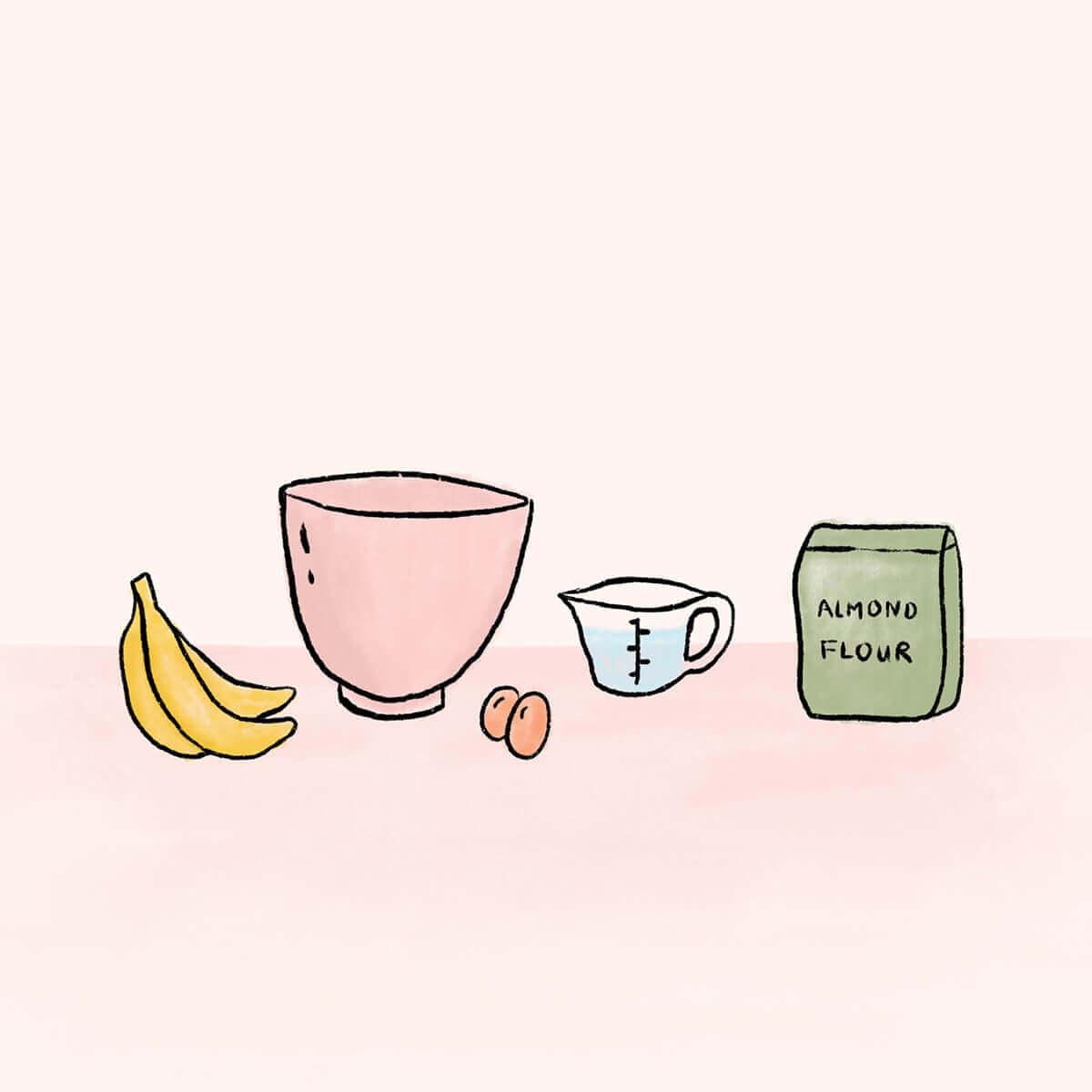 Mariel Feldman illustration recipes