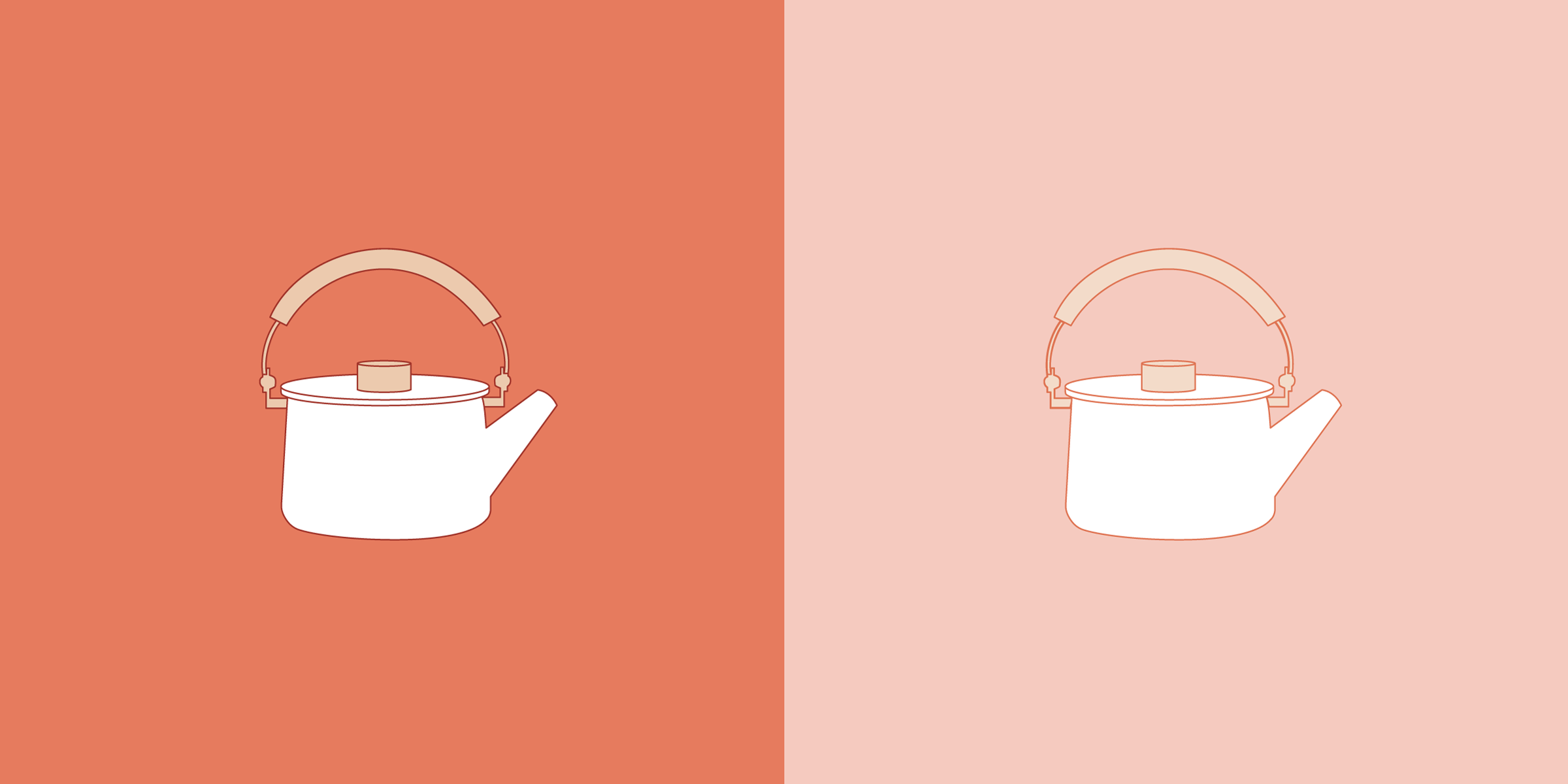 Mariel Feldman illustration tea kettle