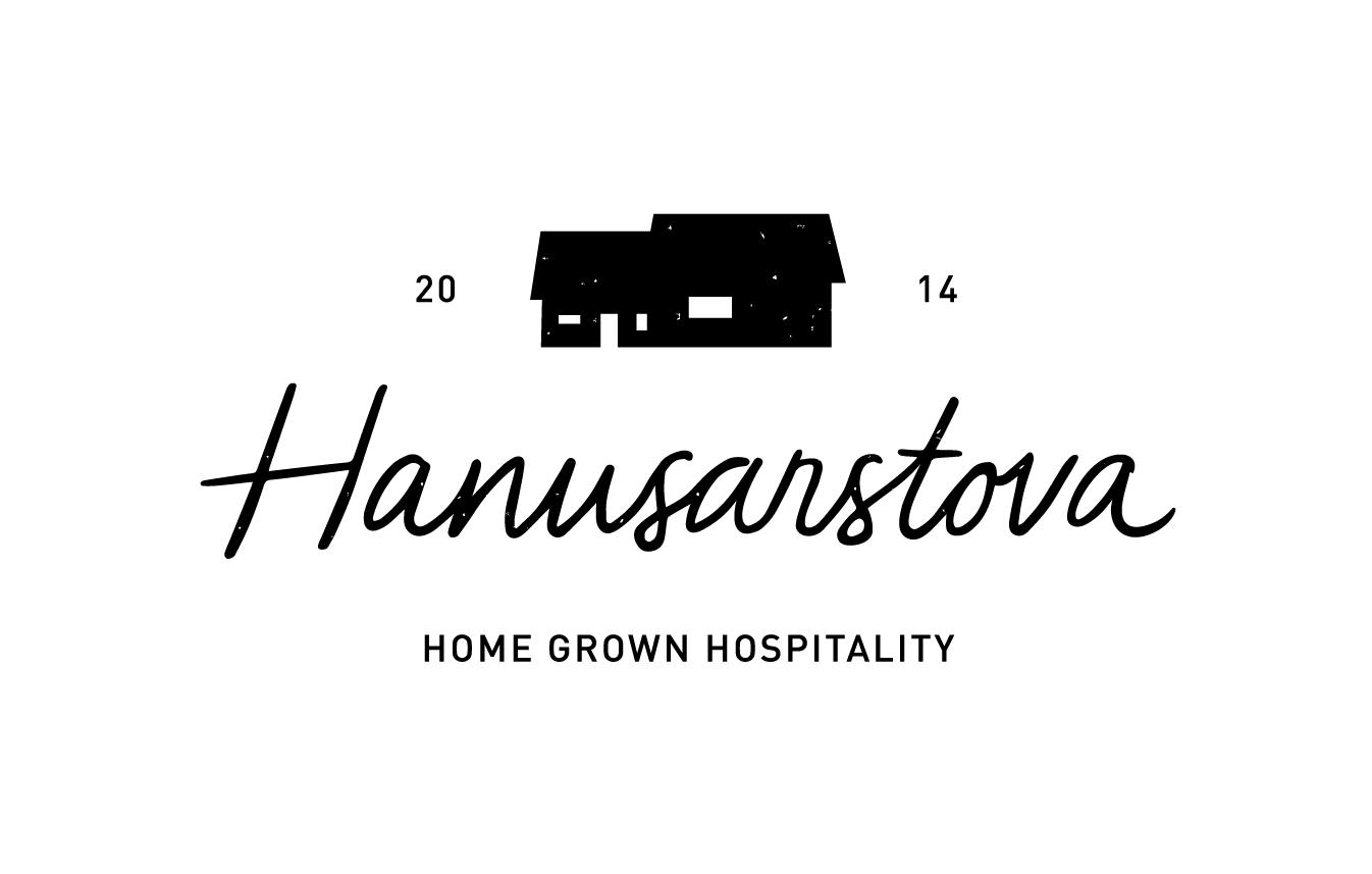 Hanusarstova one color logo