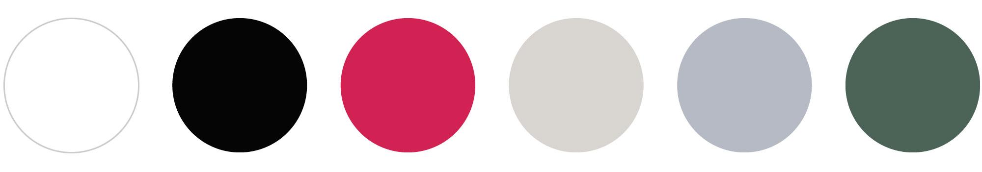 Hanusarstova color palette