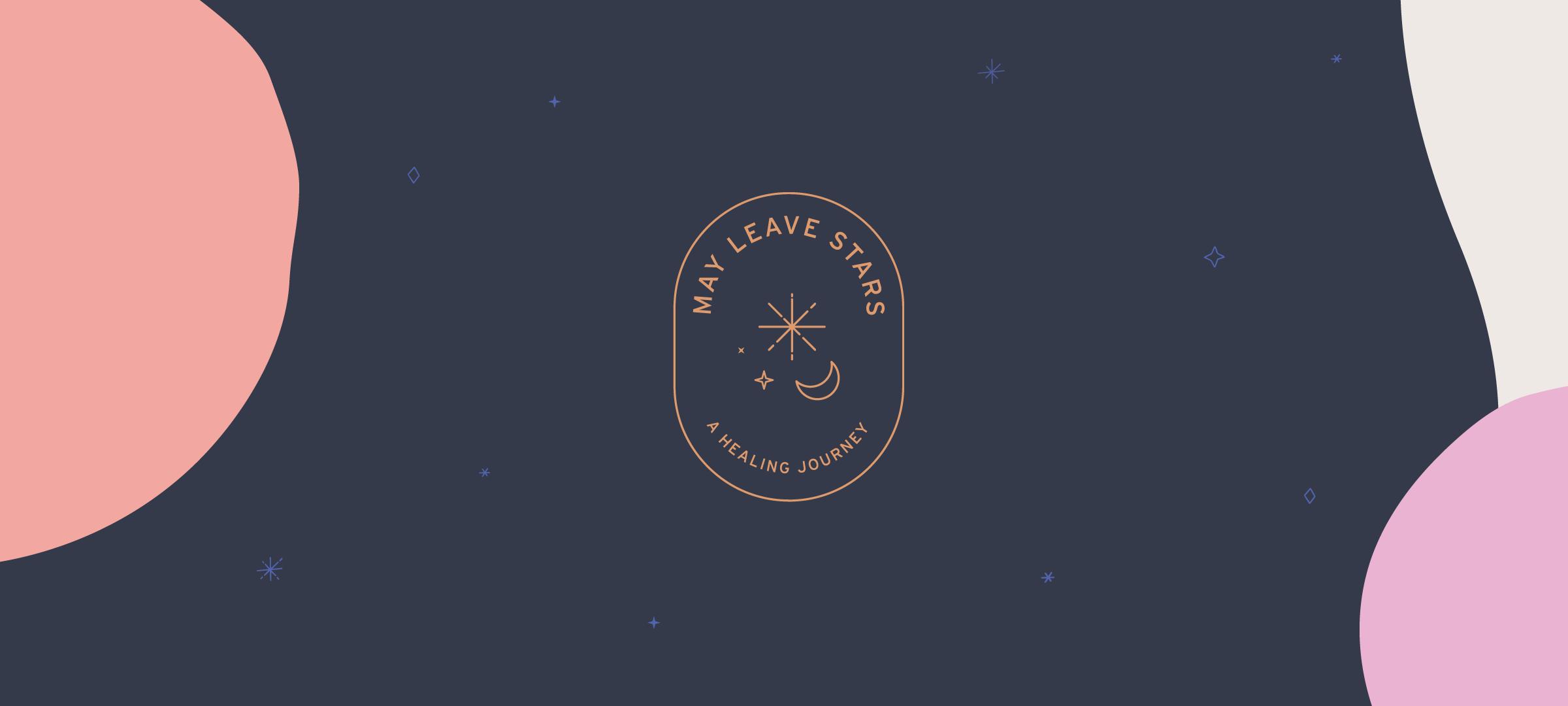 May Leaves Stars branding