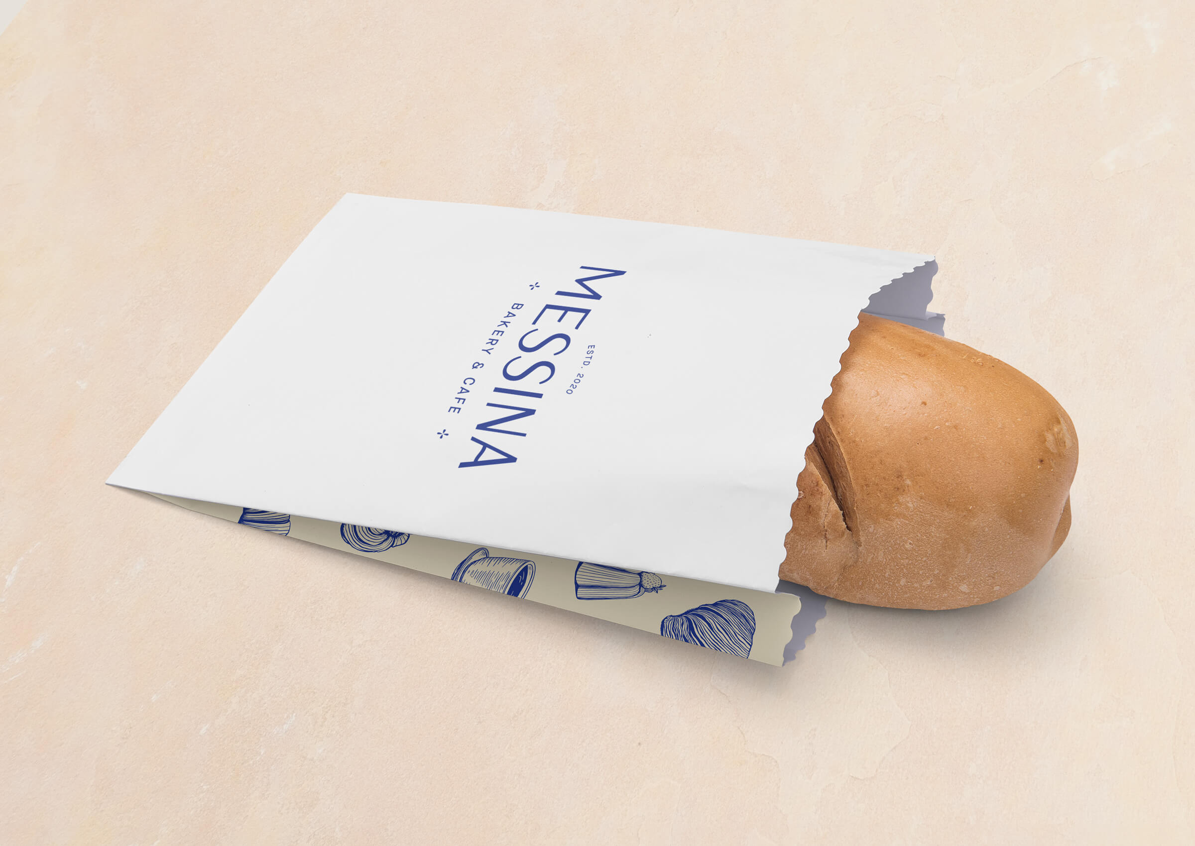 Messina Pastry Sleeve