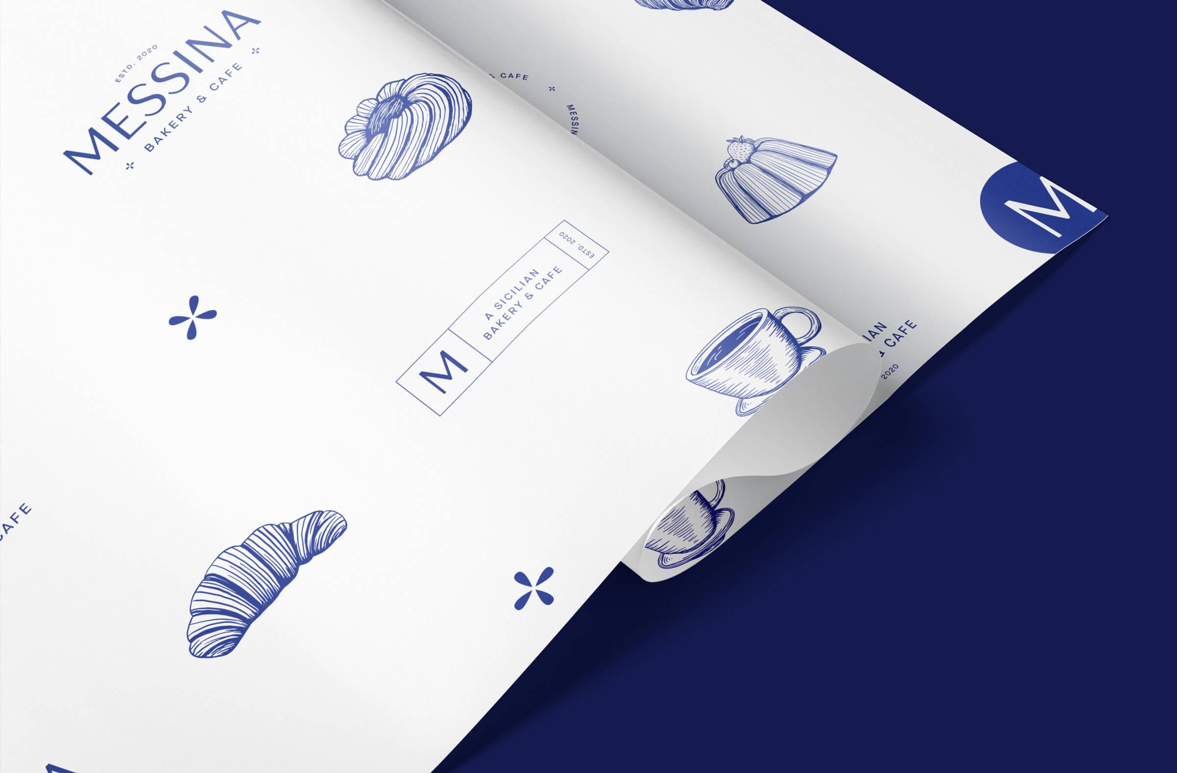 Messina Paper Wrap