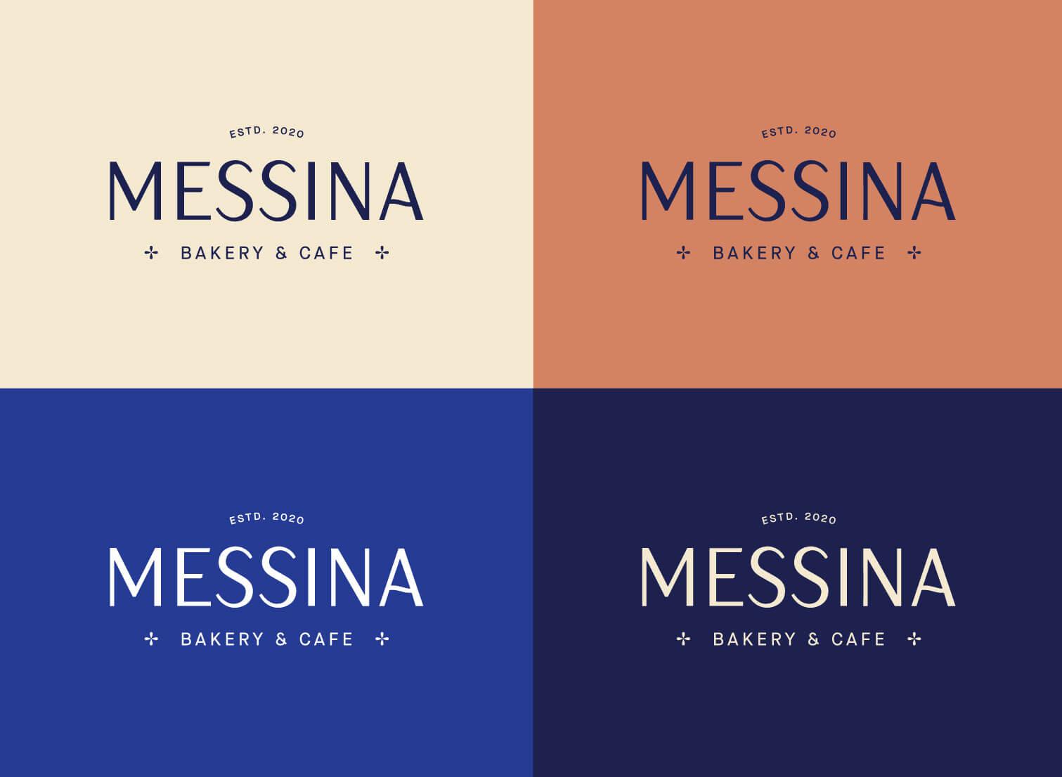 Messina Full Logo