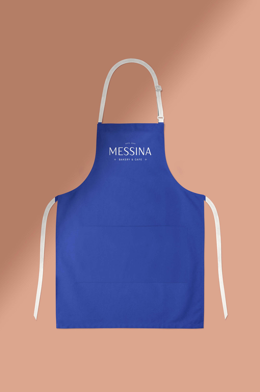 Messina Apron