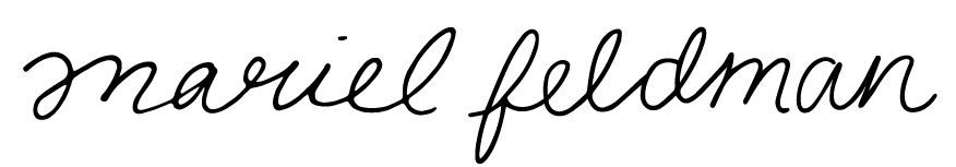 mariel feldman logo