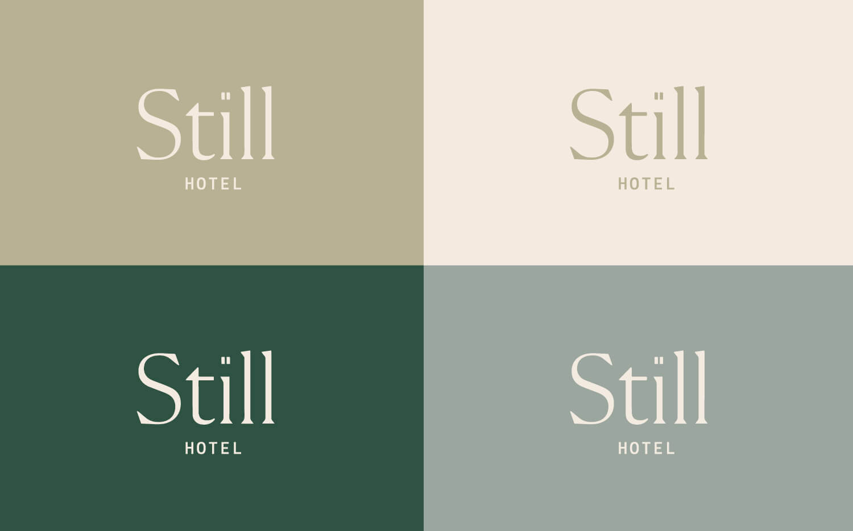 Still Hotel logo