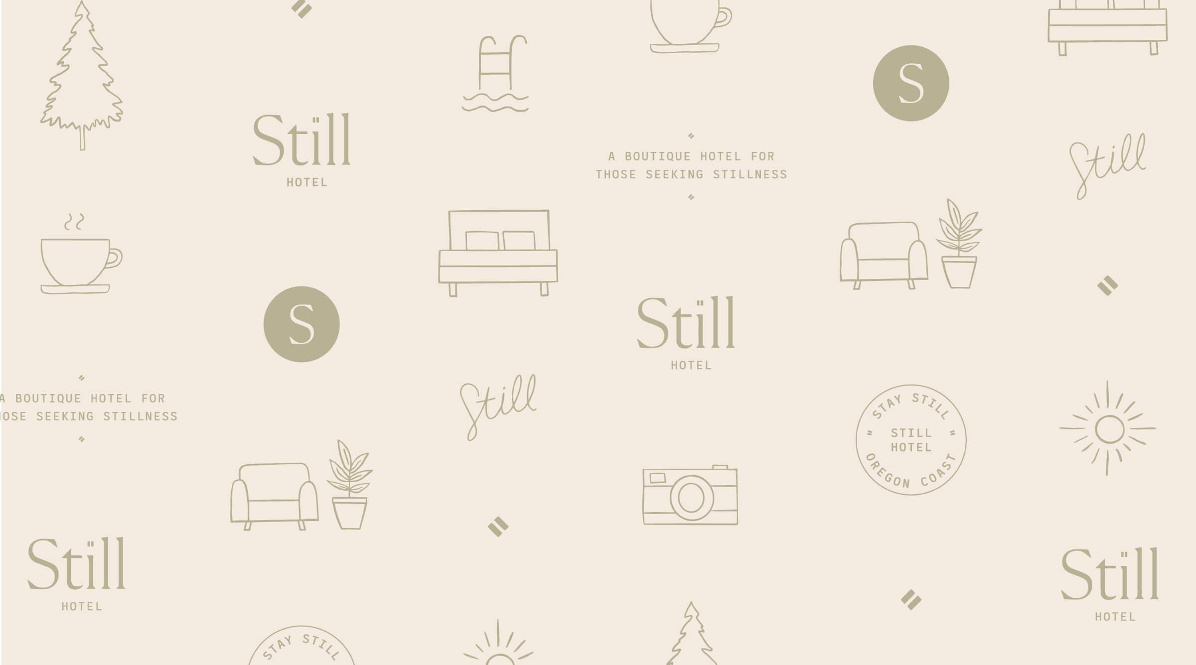 Still Hotel brand pattern