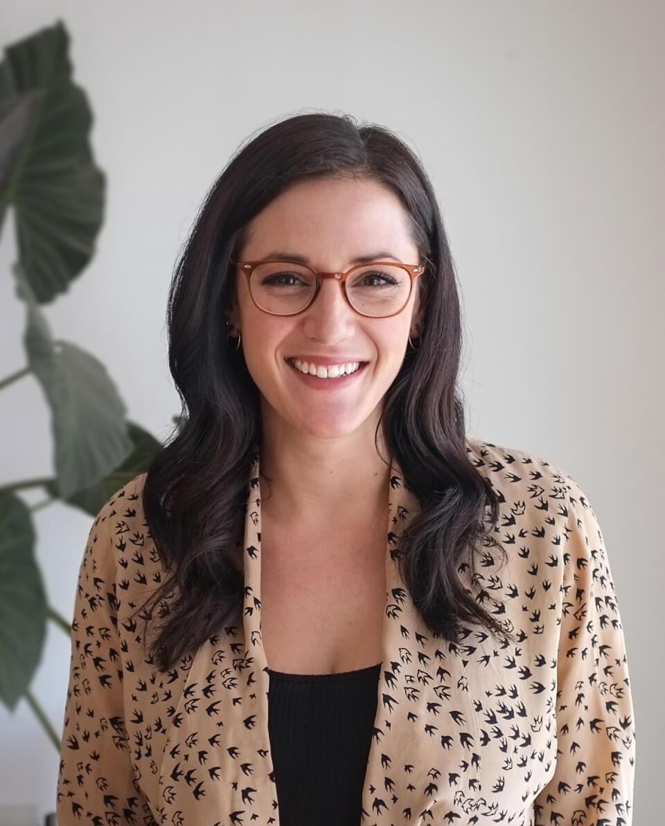 Mariel Feldman headshot