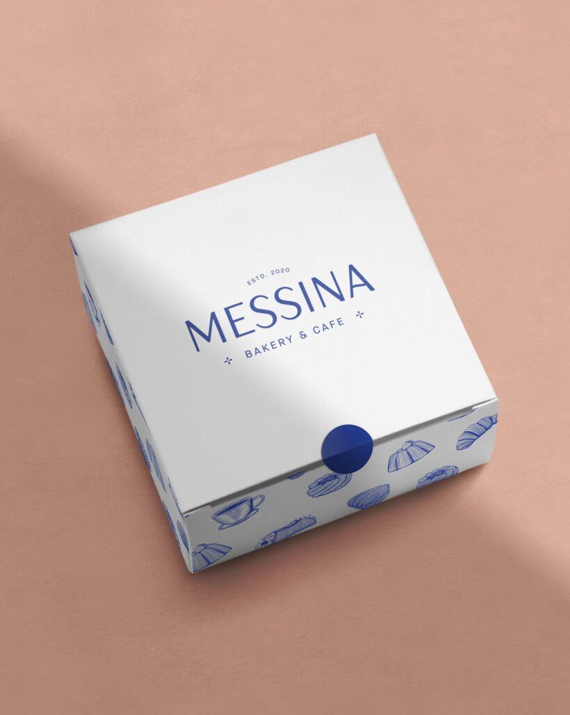 Messina Bakery & Cafe