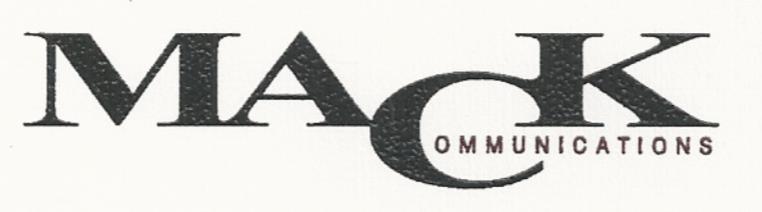 Mack Communications Logo