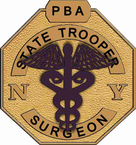 State Tropper Surgeon Logo