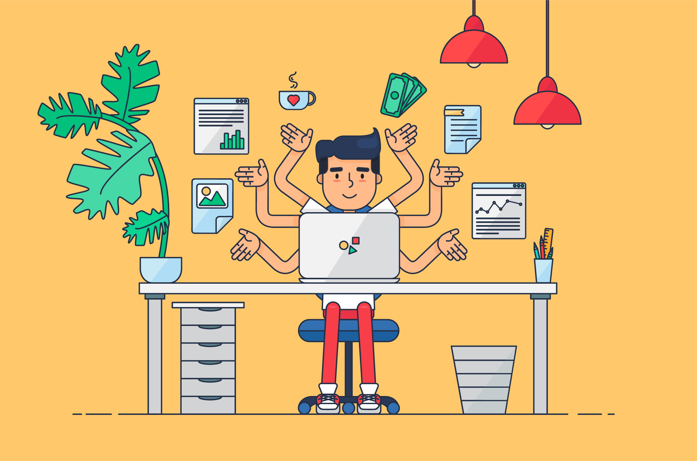 Are You Really Happy at Work? 6 Key Factors to Consider.