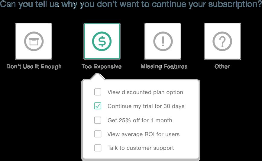 customer feedback notifications